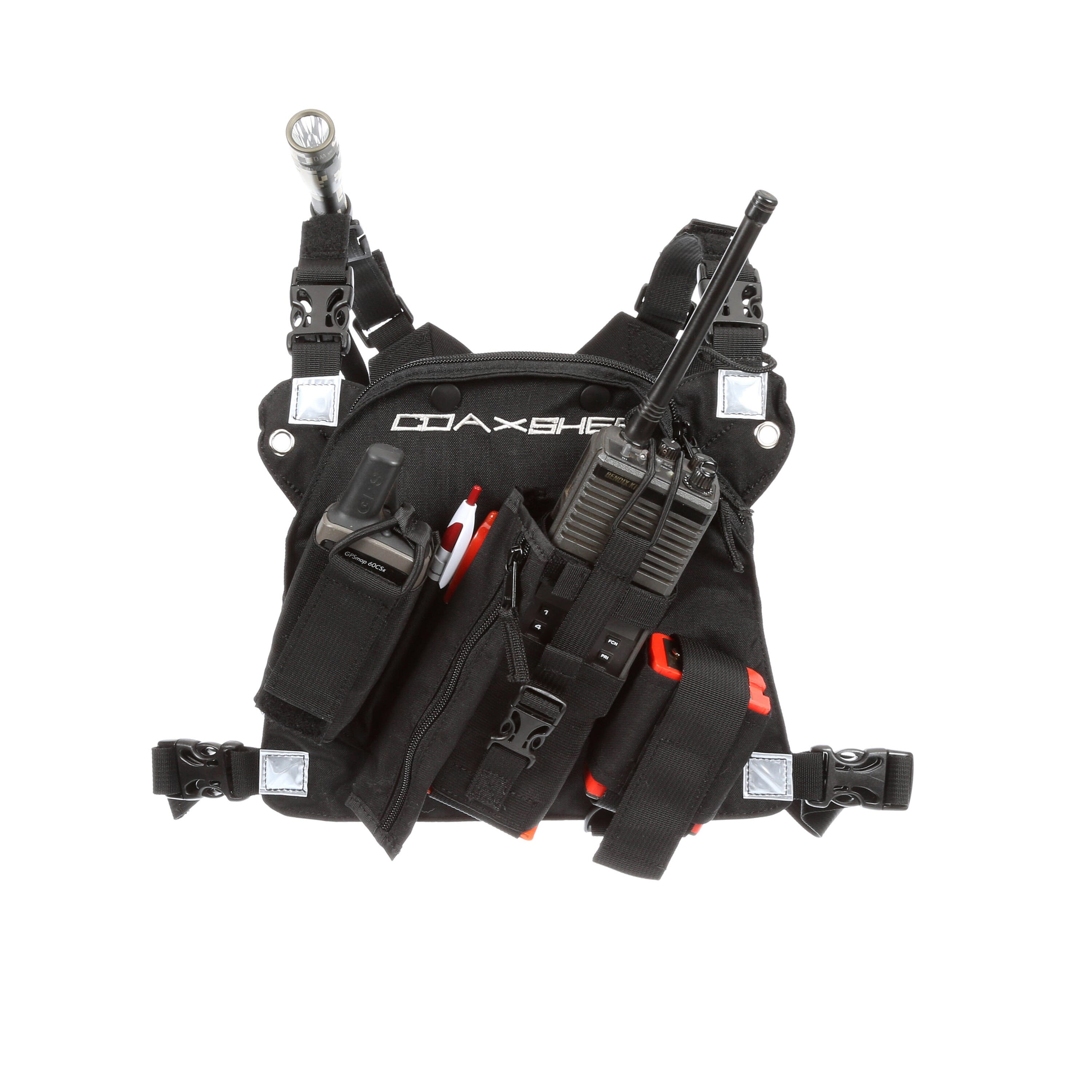 Radio Chest Harness Coaxsher Rcp1 Pro. Leftright Spin Updown Angle. Wiring. Leather Harness Radio Holster At Scoala.co